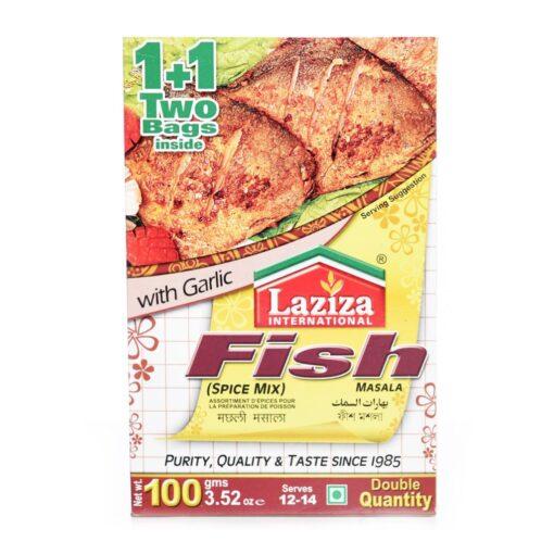 laziza fish masala – 100g