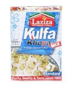 laziza kulfa khoya mix (standard) – 152g