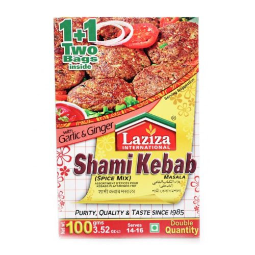 laziza shami kebab masala – 100g