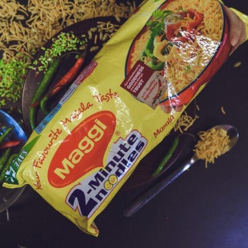 maggi masala noodles – 70gx4