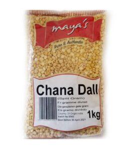 maya's chana dal