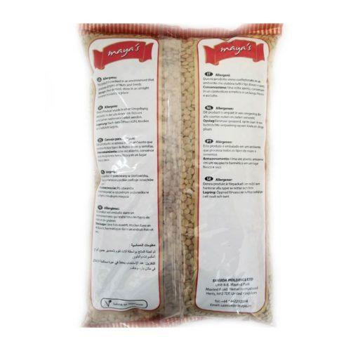 maya's green lentils