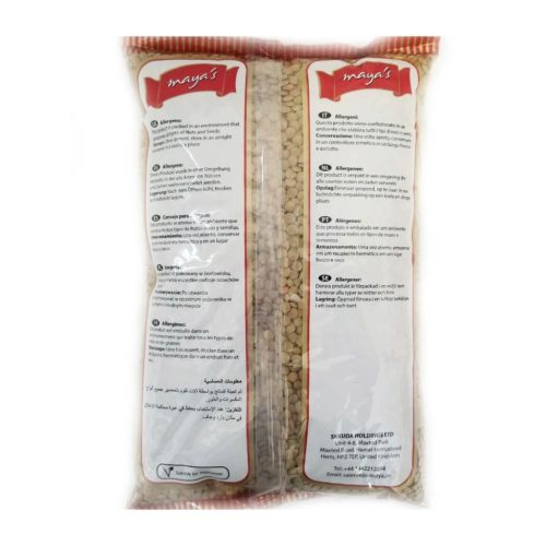 maya's green lentils – 500g
