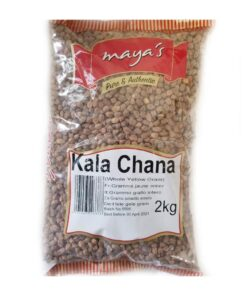 maya's kala chana – 2kg