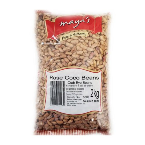maya's rosecoco beans