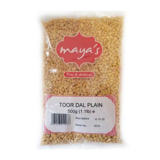 maya's toor dal plain – 500g