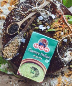 mdh chutney podina masala – 100g