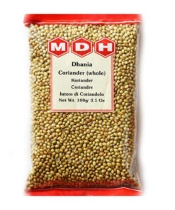 mdh dhania whole – 100g