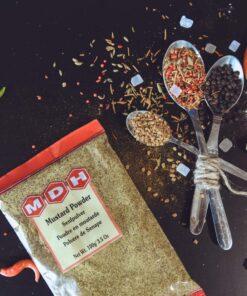 mdh mustard powder – 100g