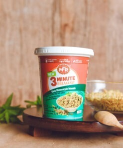 mtr foods breakfast oats masala – 80g