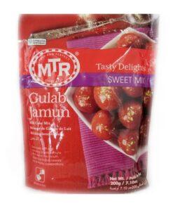 mtr foods gulab jamun – 200g