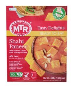 mtr foods rte shahi paneer – 300g