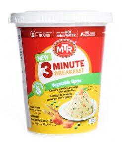 mtr foods cuppa veggie upma – 80g