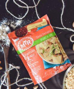 mtr foods khaman dhokla mix – 200g