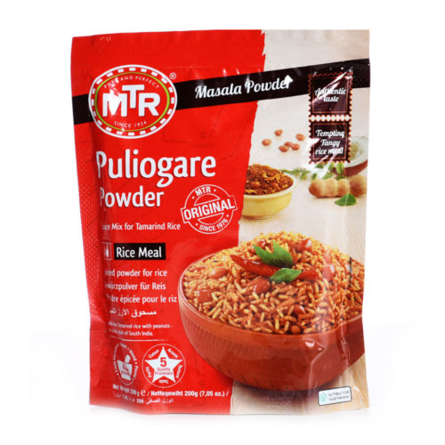 mtr foods puliyogare powder – 200g