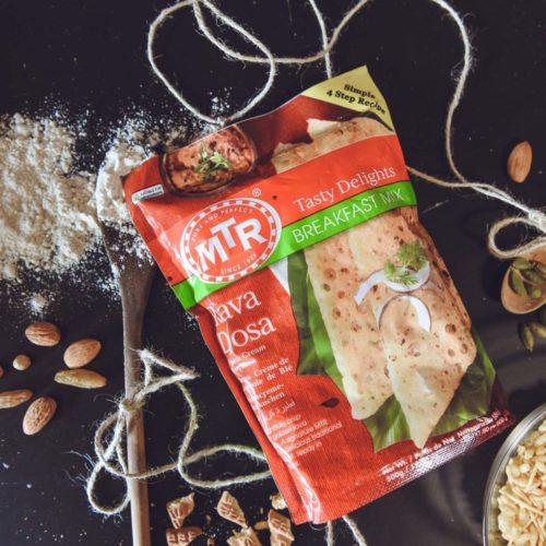 mtr foods rava dosa mix – 500g