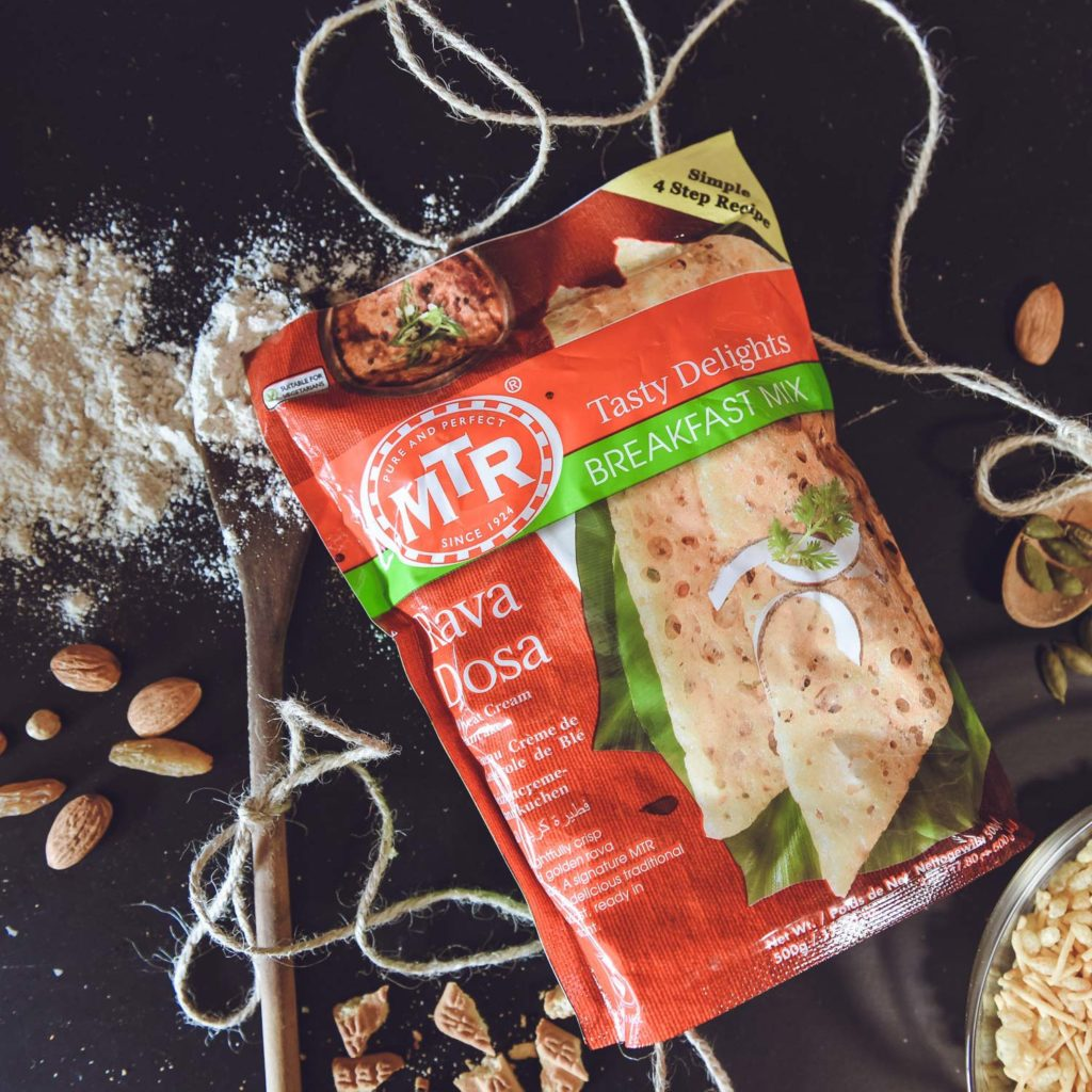 MTR Foods Rava Dosa Mix - 500g