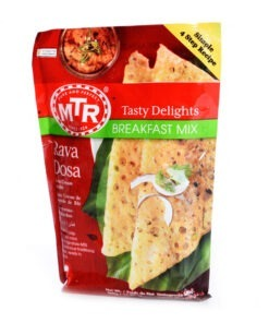 mtr foods rava dosa mix – 500g