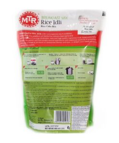 mtr foods rice idli mix – 500g