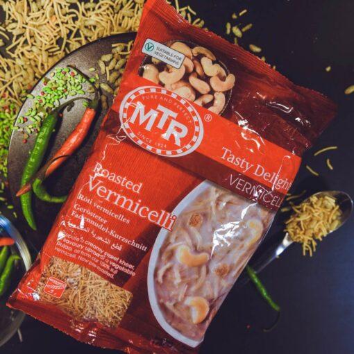 mtr foods roasted vermicili – 900g