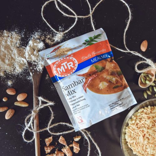 mtr foods sambar mix – 200g