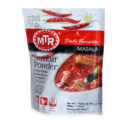 mtr foods sambar powder – 200g