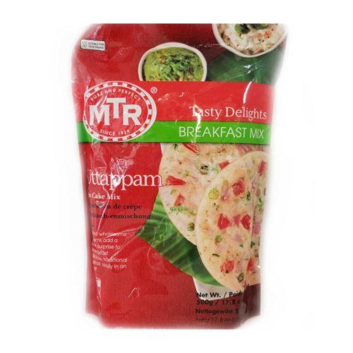 mtr foods uttappam mix – 500g