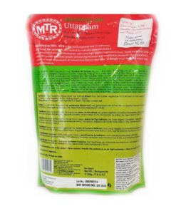mtr foods uttappam mix – 500g