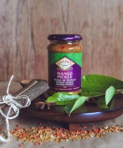 pataks mango pickle medium – 283g