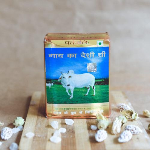 patanjali cow's ghee – 500ml