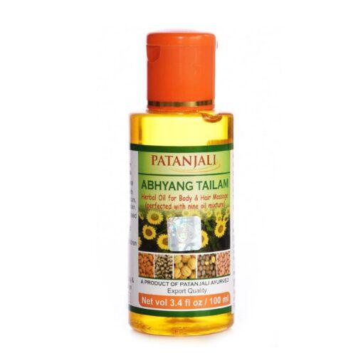 patanjali abhyang tailam oil – 100ml