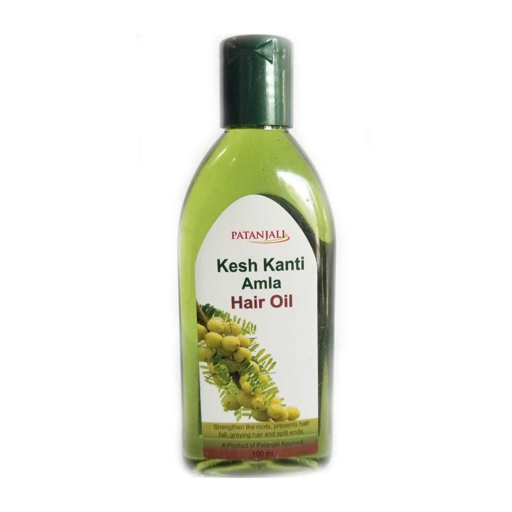 patanjali kesh kanti amla hair oil – 100ml
