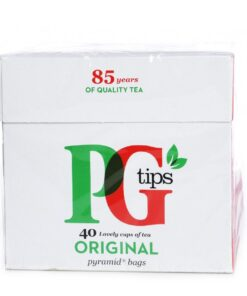 pg tips tea bags