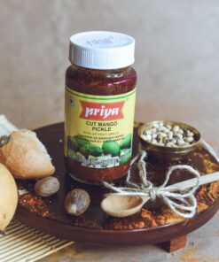 priya foods cut mango pickle – 300g