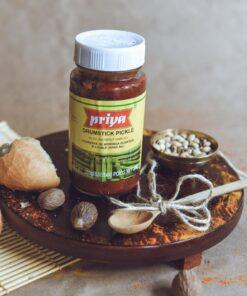 priya foods drumstick pickle – 300g