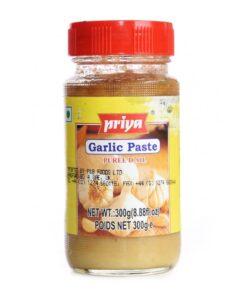 priya foods garlic paste – 300g