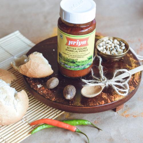 priya foods karela pickle – 300g