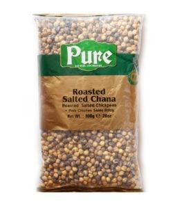 pure roasted chana salted