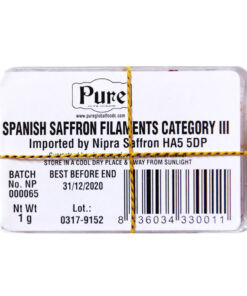 pure spanish safran –