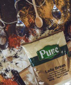 pure ladu besan – 1kg