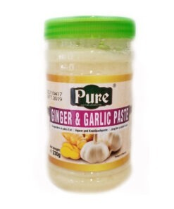 pure ginger & garlic paste