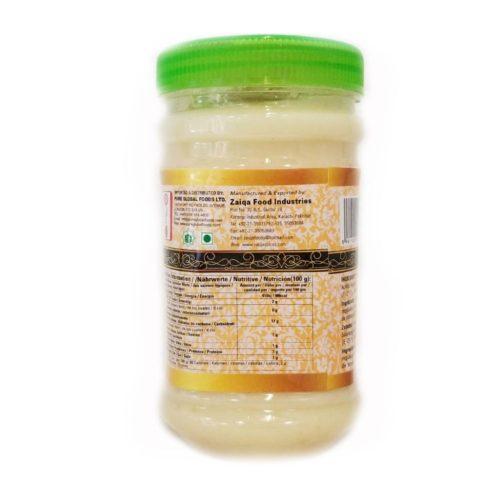 pure ginger & garlic paste