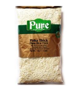 pure powa thick flake rice