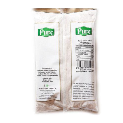 pure ragi flour – 1kg
