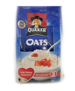 quarker oat meal – 400g