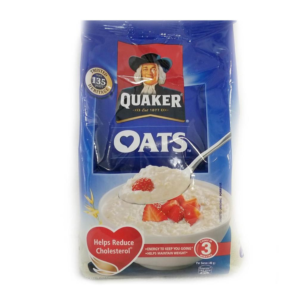quarker oat meal – 400g