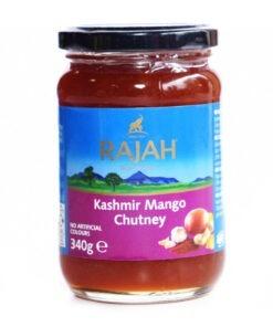 rajah kashmir mango chutney – 340g