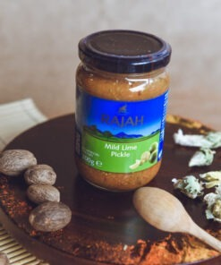 rajah mild lime pickle – 285g