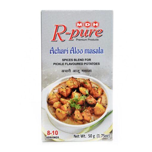 mdh r-pure achari aloo masala – 50g