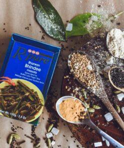 mdh r-pure bharva bhindi – 100g